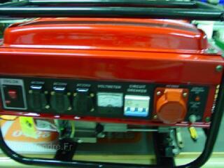 GROUPE ELETROGENE NEUF  2,5kw   380V 220V 12V