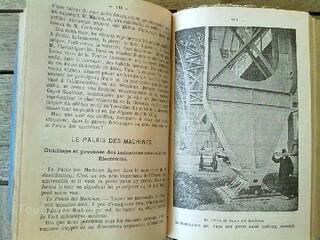 Guide bleu du Figaro de 1889