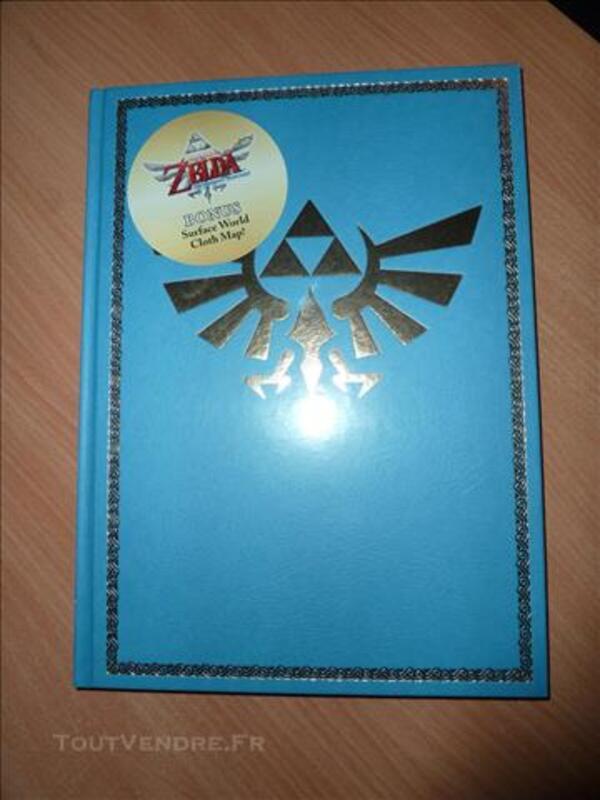 Guide collector - Zelda : Skyward Sword 85264712