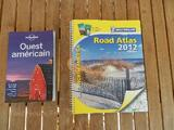 Guide voyage Lonely Planet Ouest américain 2012