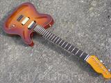 """Guitare de lutherie by """"VY Stringed Instruments"""", type TELE"""