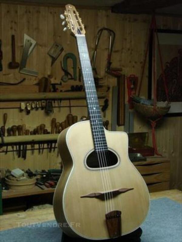 Guitare de Luthier Jazz Manouche 85998778