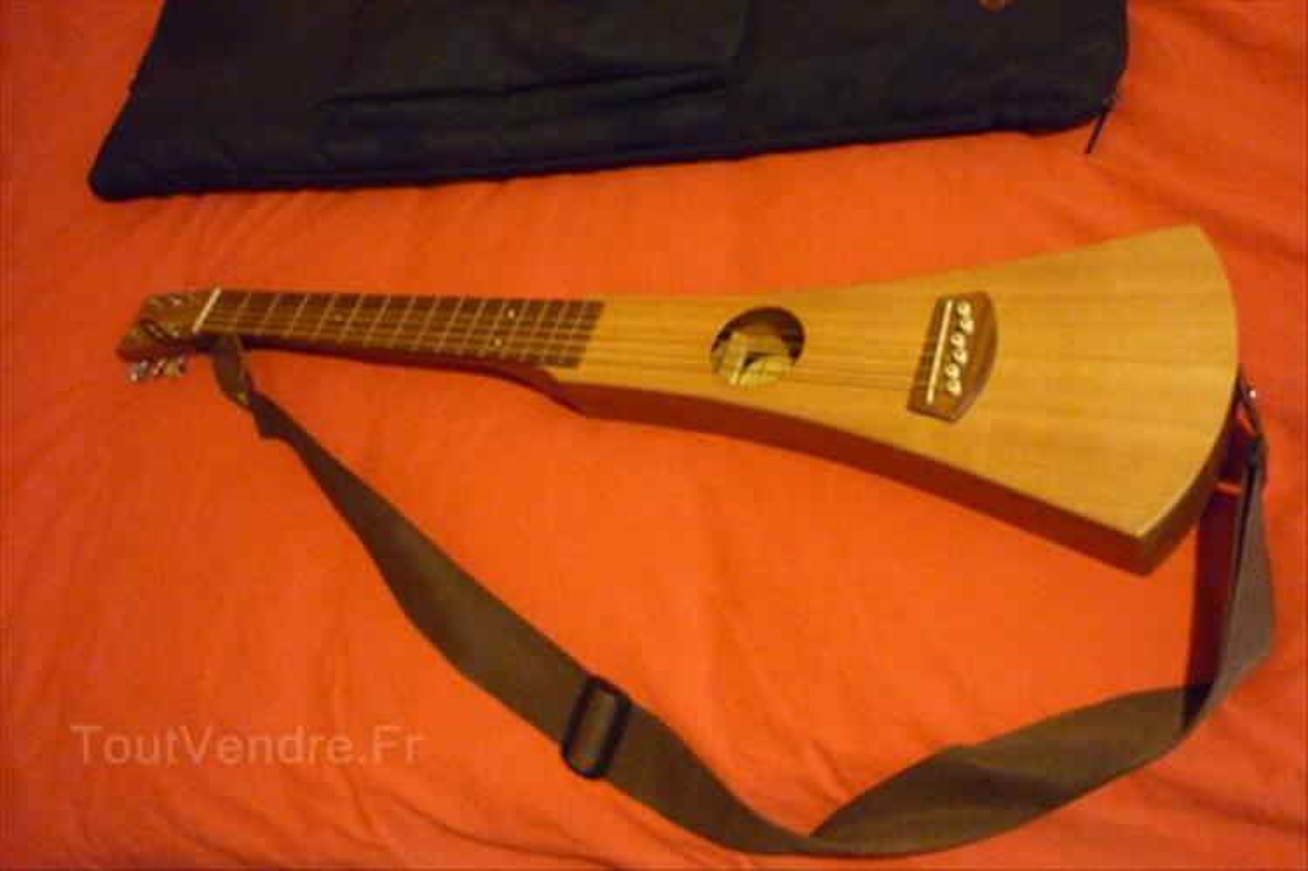 Guitare de voyage Martin Backpacker 55811999