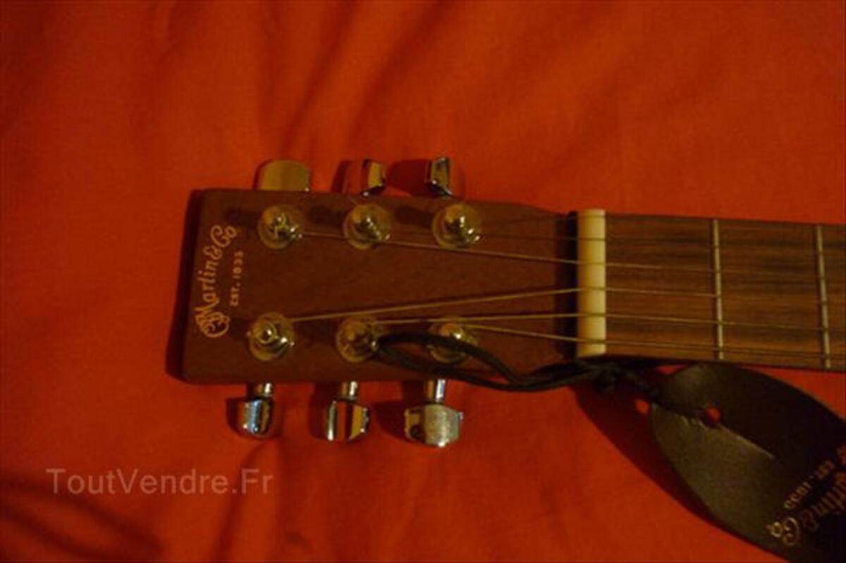 Guitare de voyage Martin Backpacker 55812002