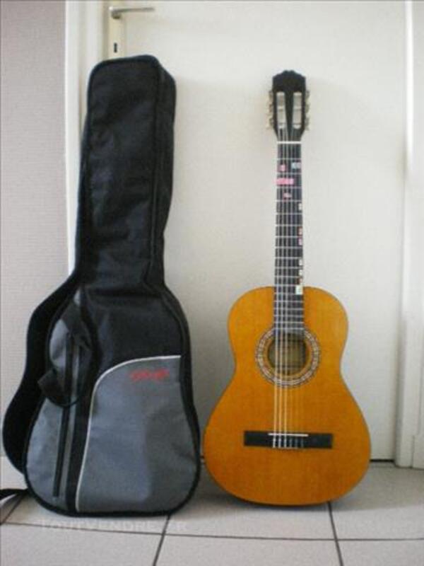 Guitare enfant 3/4 marque tenson 86273955