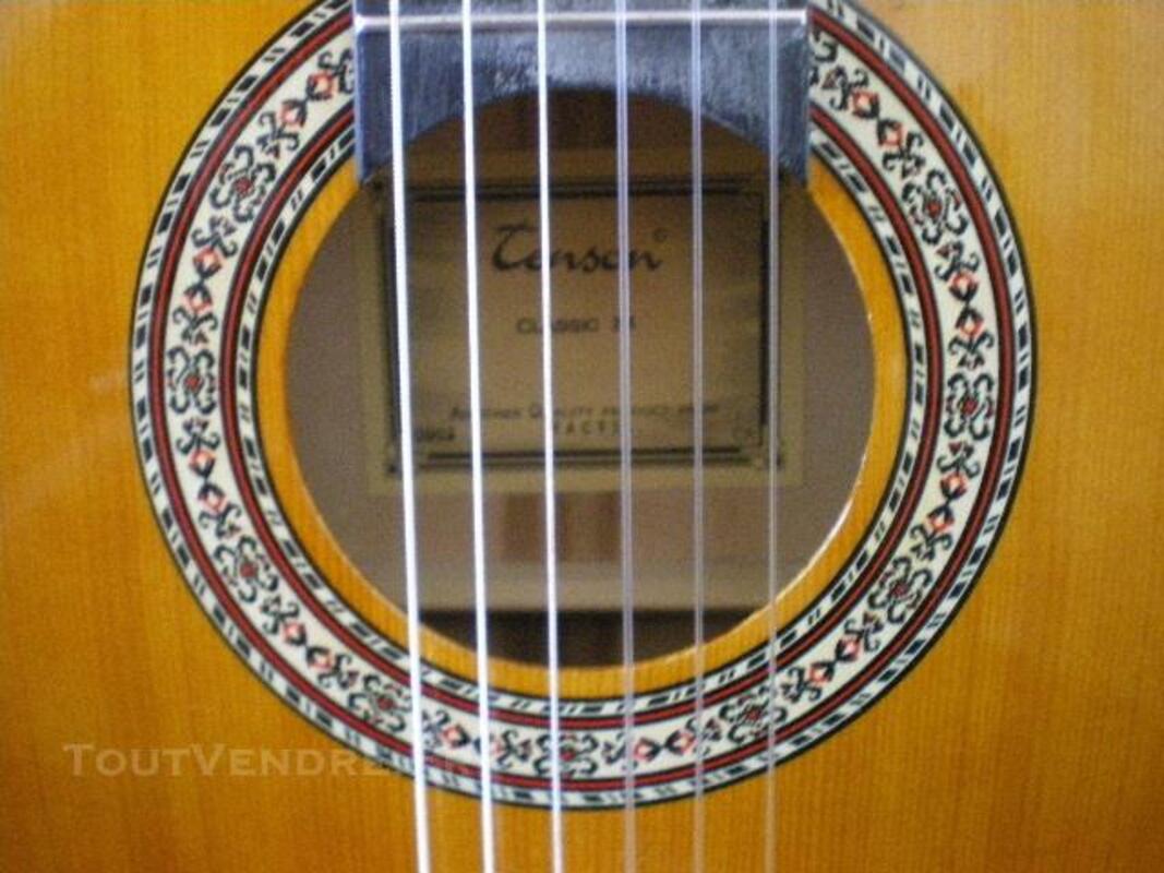 Guitare enfant 3/4 marque tenson 86273957
