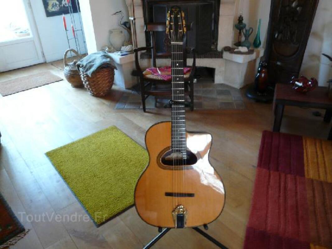 Guitare jazz manouche Gitane D500 104456520