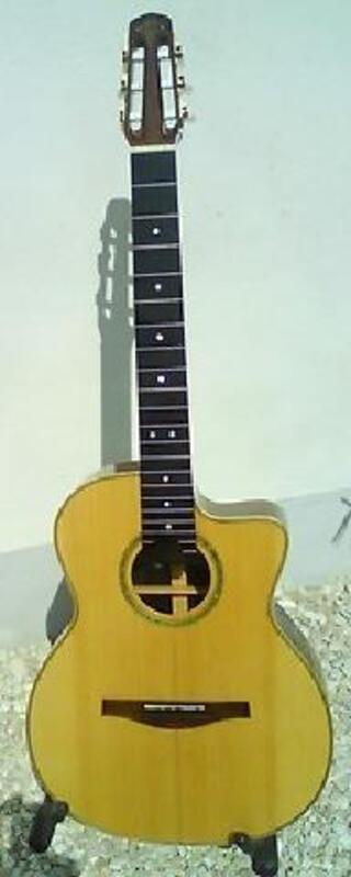 Guitare Maurice Dupont CFN 30: classique jazz manouche 94731615