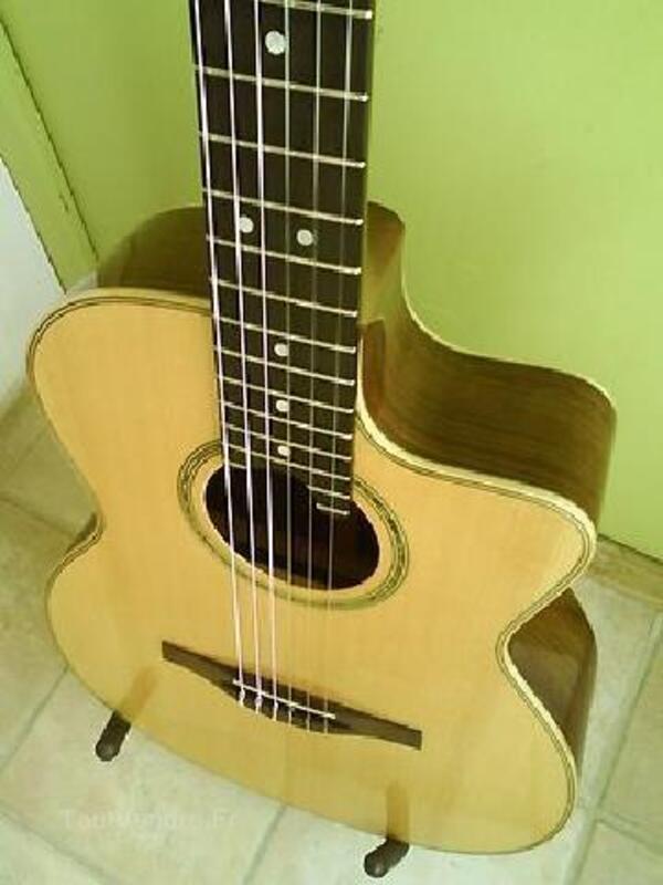 Guitare Maurice Dupont CFN 30: classique jazz manouche 94731617