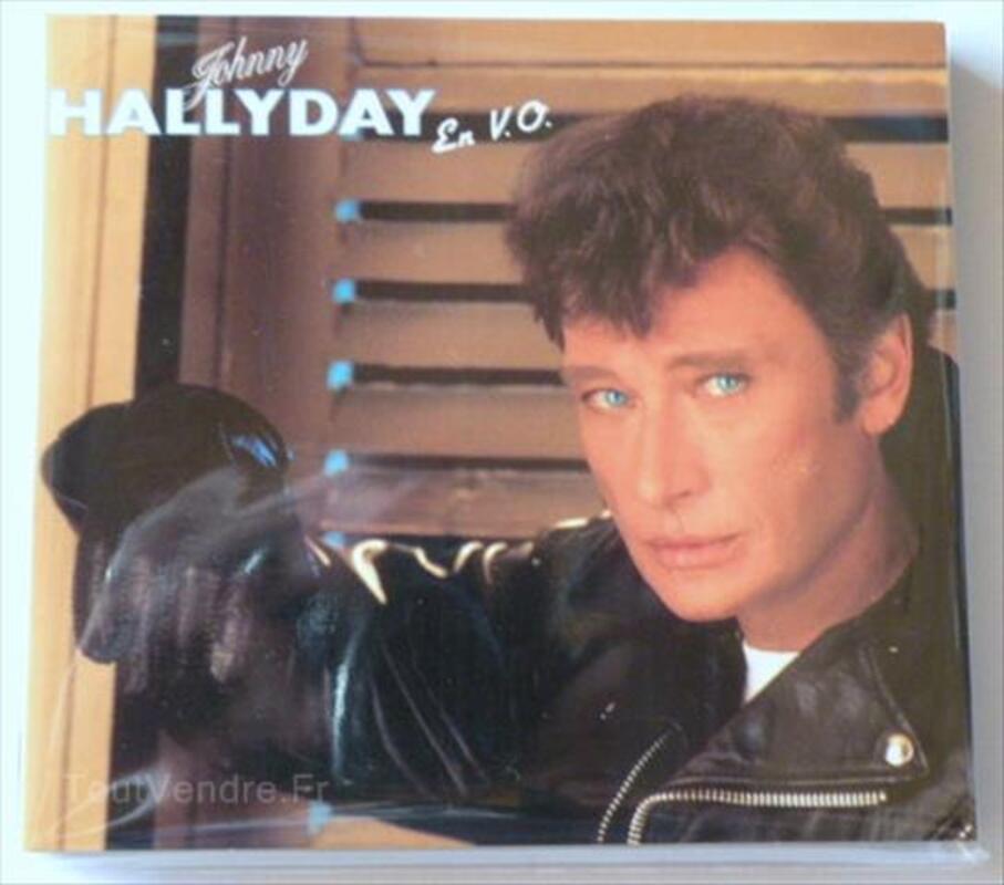 Hallyday en vo vinyle 88230077