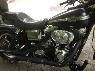 Harley Davidson Dyna Super GlydeT Sport