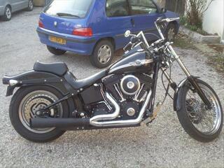 Harley Davidson Nigth Train
