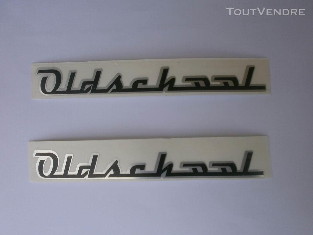 HARLEY DAVIDSON stickers OLDSCHOOL accessoire 309451985