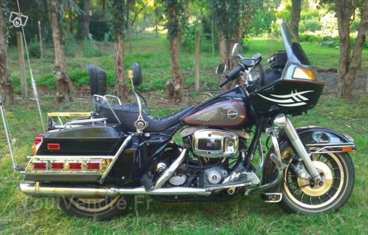 Harley davidson tour glide flt de 1981 tbe 90363868