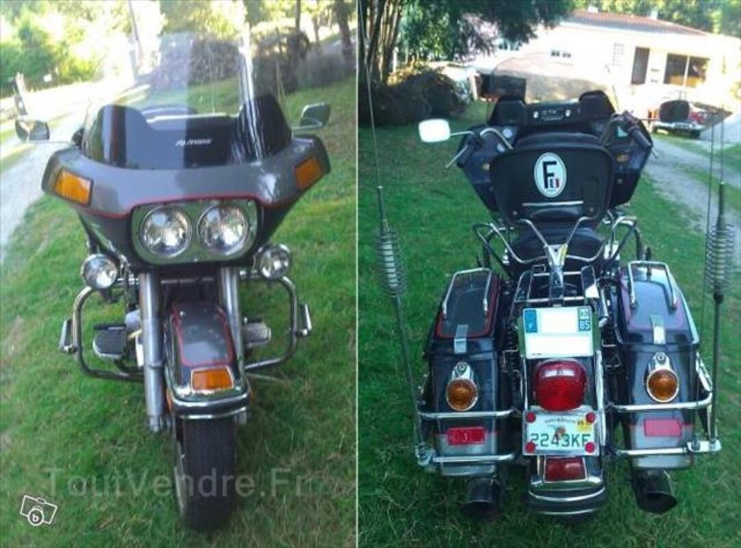 Harley davidson tour glide flt de 1981 tbe 90363869