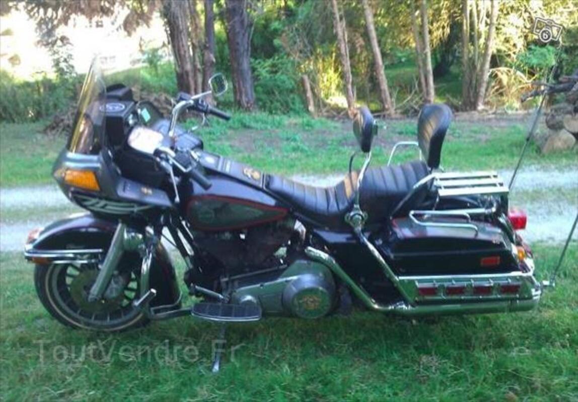 Harley davidson tour glide flt de 1981 tbe 90363870