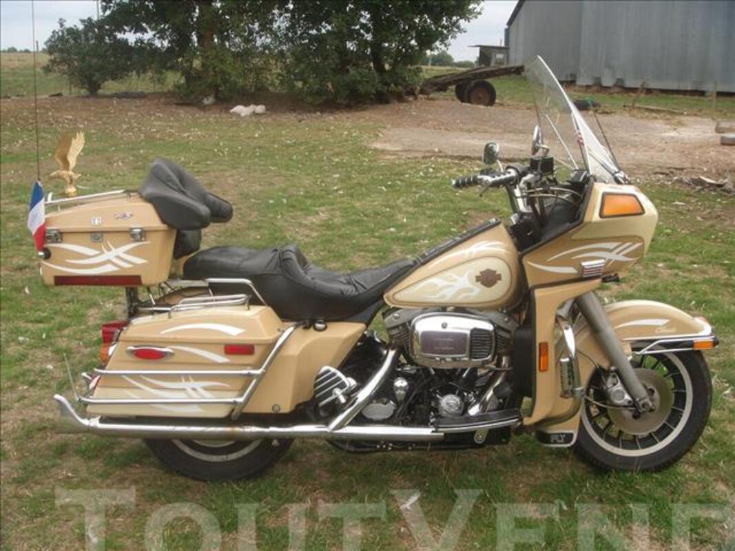 Harley davidson tour glide flt de 1983 tbe 83485476