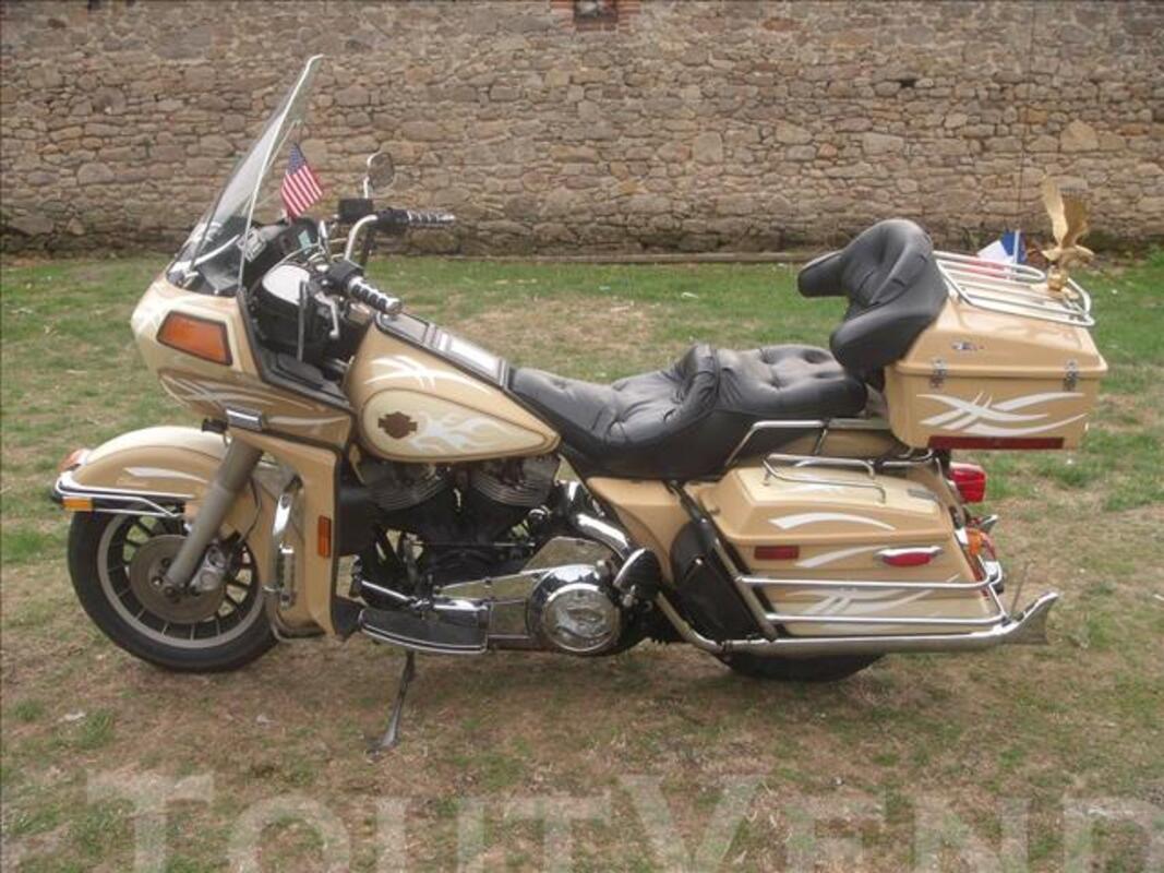 Harley davidson tour glide flt de 1983 tbe 83485480