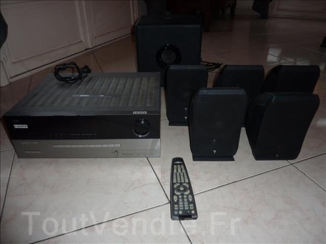 Harman Kardon ampli tuner audio video AVR 247 102721604