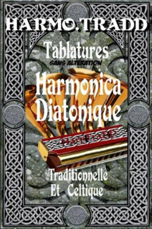 Harmonica diatonic tablabture trad celtic/old school /1 76732964