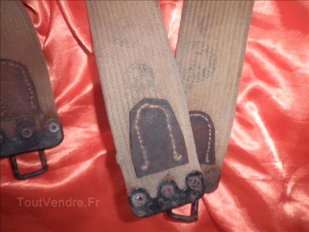 Harnais de portage pour caisse de munition mortier brandt 81 104392418