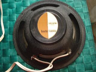 Haut-parleur BOOMER SIARE 21 CPG3 bicône, (elipson 4240 40.2