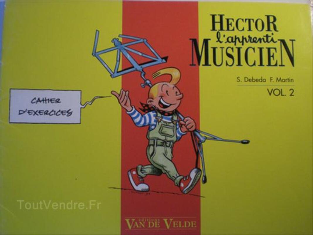 Hector Apprenti Musicien 2e Année De Formation Musicale 64399982