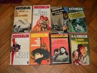 Heinz G. KONSALIK (livres de poche)