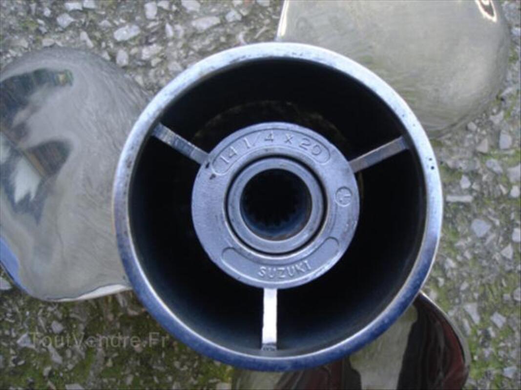 Hélice susuki neuve pour HB 14,1/4X20 56333831