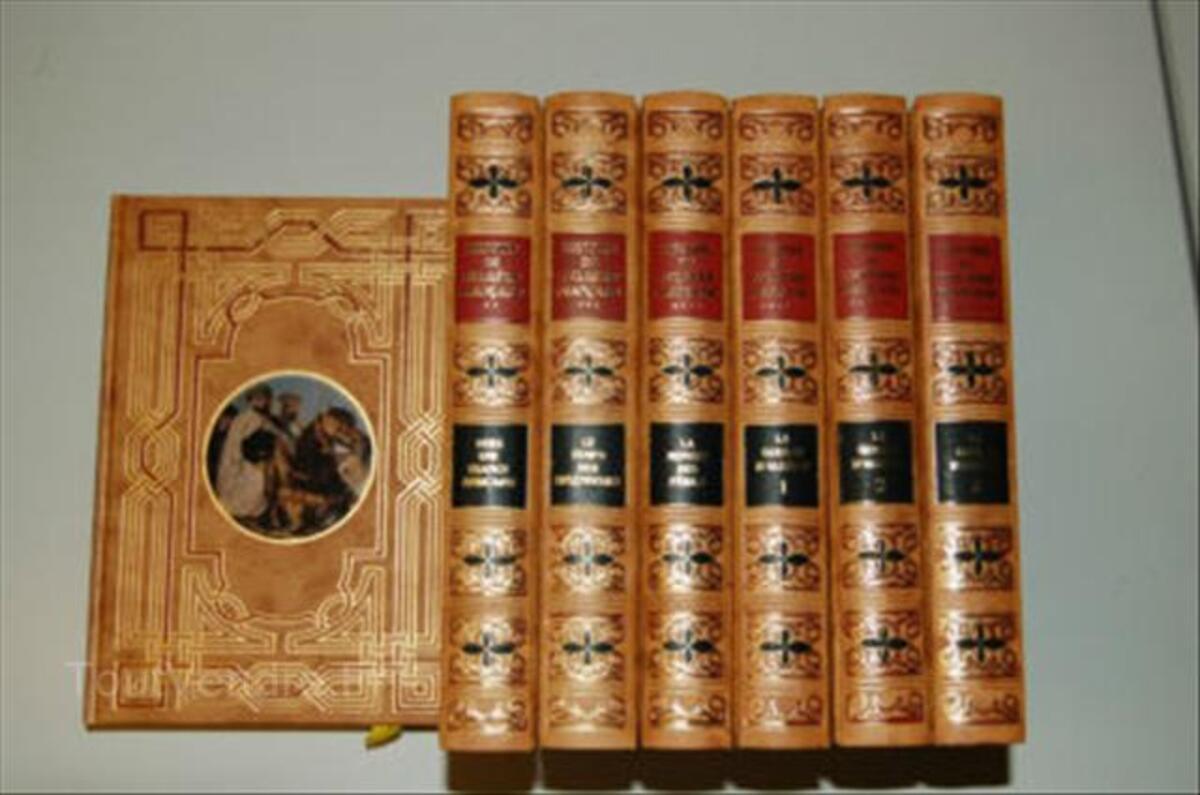 Histoire de L'Algérie Française en 7 volumes 54690614