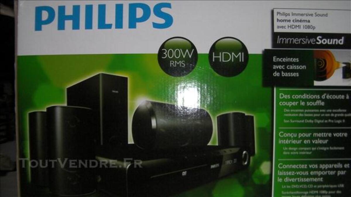 Home cinema Philips 76730746