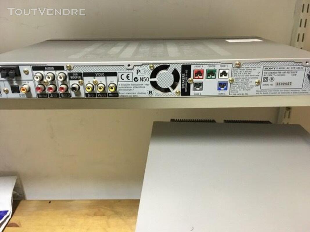 Home cinéma - tuner Sony STR-KSL60 631607735