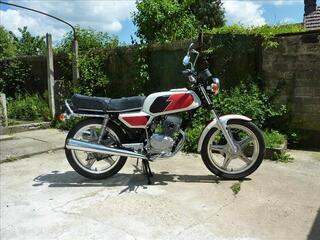 Honda 125 CB Twin de 1979