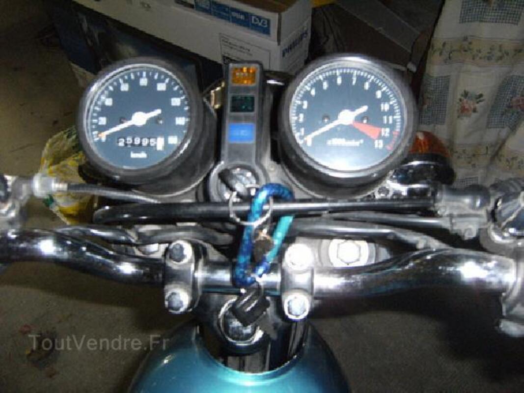 Honda 125 CB TWIN de 80 92490263