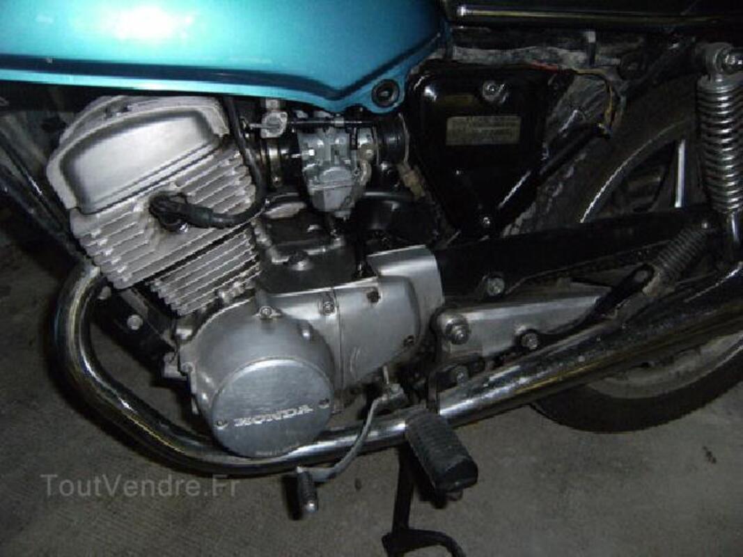 Honda 125 CB TWIN de 80 92490264