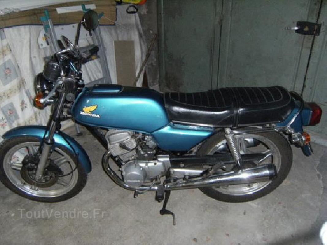 Honda 125 CB TWIN de 80 92490265