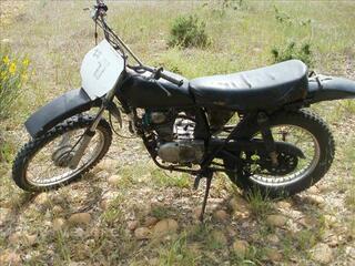 Honda 125 xl