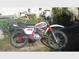 HONDA 125 XLS de 1979,état collection