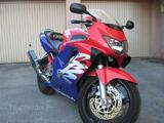 Honda 600 cbr f