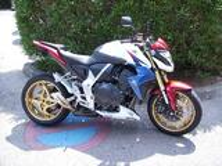 Honda CB 1000 R HRC de 2011 état neuf 5300 kms