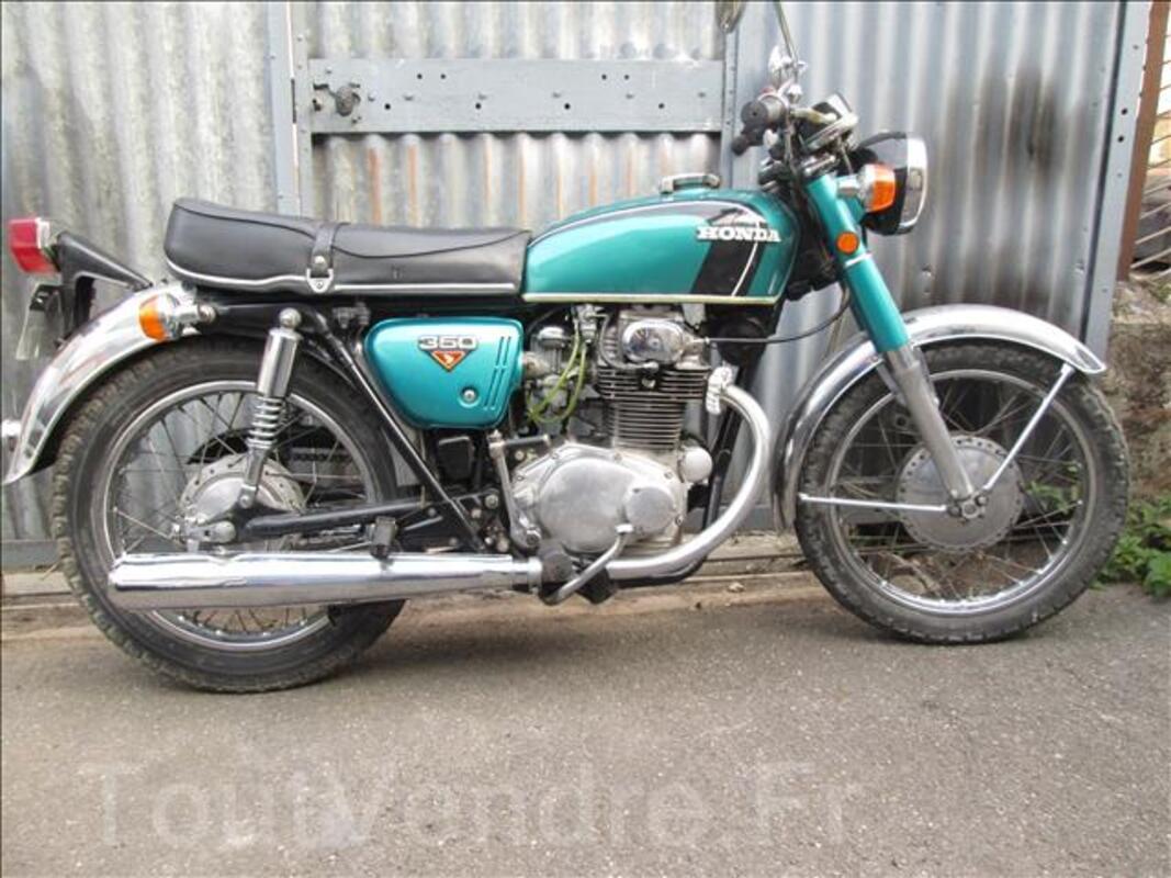 Honda cb 350 k2 99163957