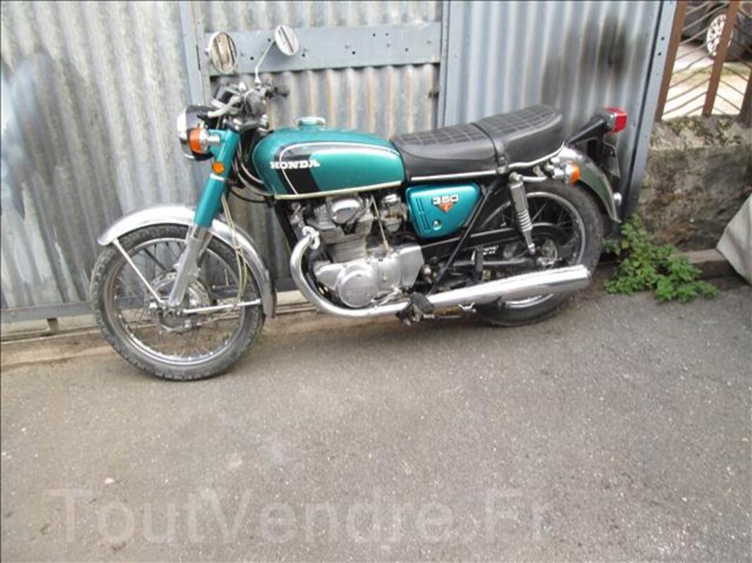 Honda cb 350 k2 99164210