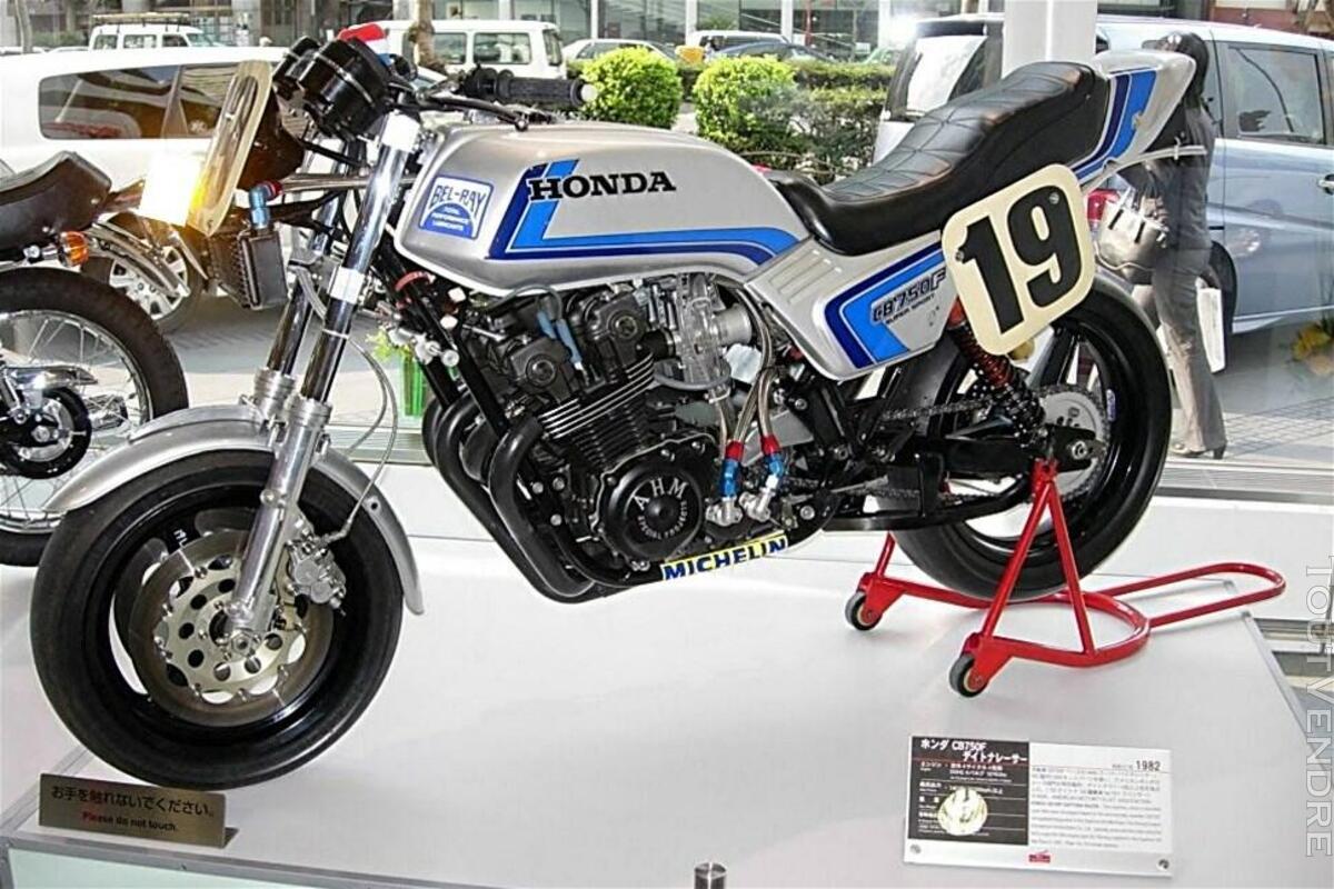 Honda CB750F / CB900F 'Freddie Spencer' 1982, Kit déco 572816619