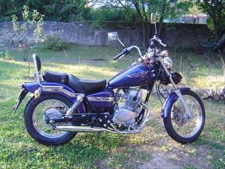 Honda Rebel 125 cm3