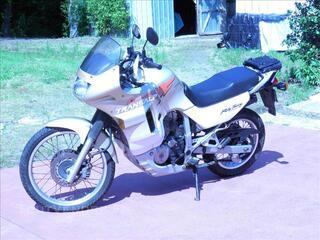 Honda TRANSALP 34 CV