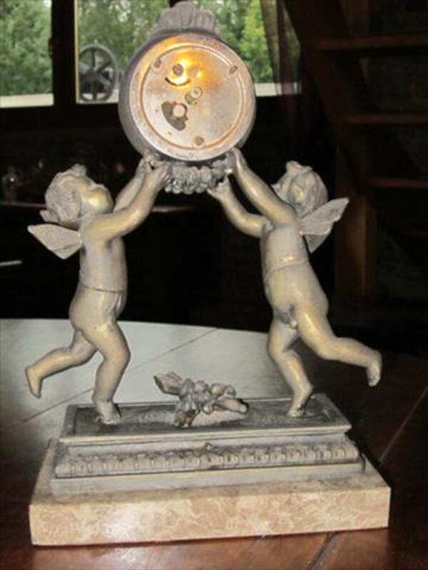 Horloge aux anges 86825169
