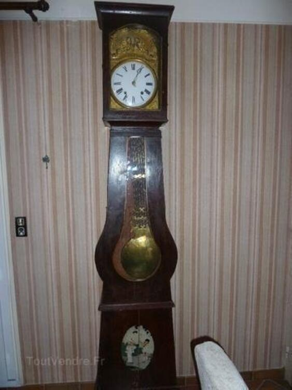Horloge Comtoise Ancienne 93800194