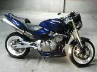 Hornet 600 bleu sciroco
