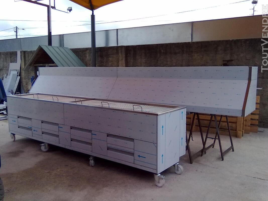 Hotte Industrielle et Moteur Extraction 324821309
