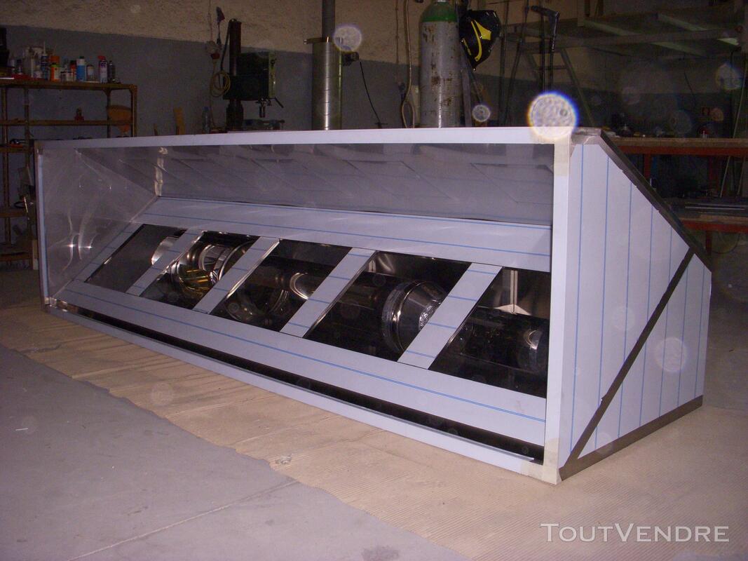 Hotte Industrielle et Moteur Extraction 324821315